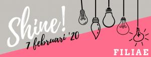 Filiae 7 februari 2020 bij Vrouwenevent De Fontein 'Shine!'